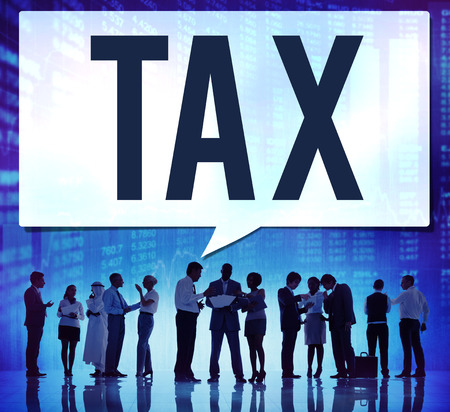taxpayer: Tax Taxing Taxation Taxable Taxpayer Finance Concept Stock Photo