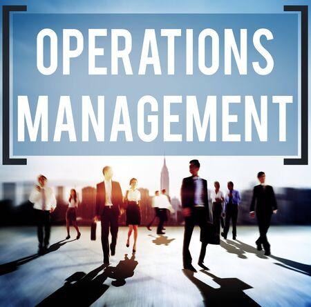 autoridad: Concepto de Gestión de Operaciones Autoridad Directora Líder