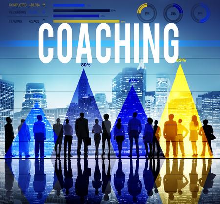 expertise: Coaching Mentoring Training Skills Expertise Concept