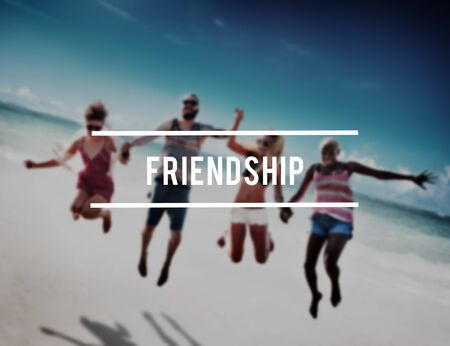 fellowship: Friends Friendship Companionship Fellowship Togetherness Concept