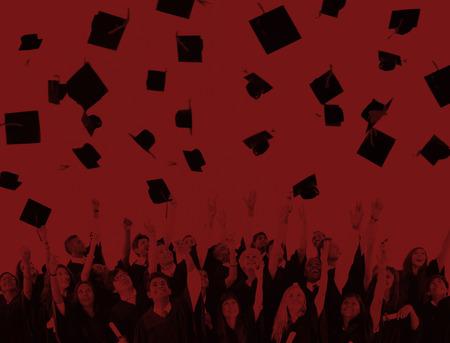 卒業大学 10 代学生の成功の概念