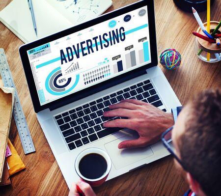 advertisement: Advertising Advertisement Branding Commercial Concept