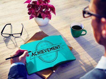 accomplishment: Achievement Accomplishment Success Goal Concept