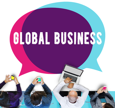 growth opportunity: Global Business Growth Opportunity International Concept