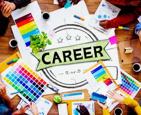 expertise: Career Job Goal Expertise Skill Talent Concept