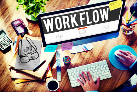 eficiencia: Trabajo Eficiencia Flujo Implementar Concepto Sistema Proceso