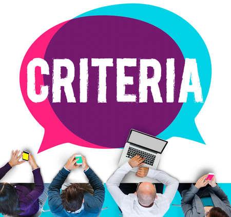 edicto: Criterios de Control de seguir las pautas de conducta Concepto