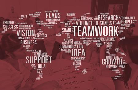 vision futuro: Crecimiento Comunicación productividad de la investigación Concepto futuro