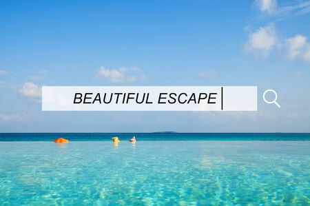 the carefree: Beautiful Escape Enjoyment Carefree Freedom Concept