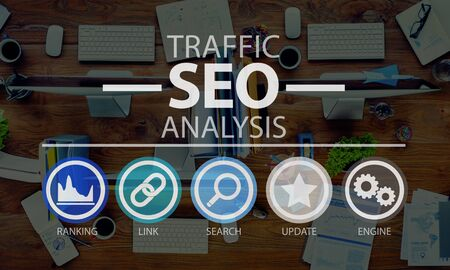 search info: Search Engine Optimization SEO Information Internet Concept