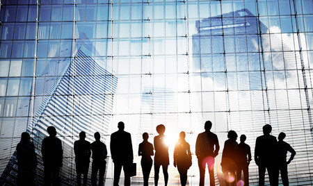 inspirations: Business People Inspiration Goals Mission Growth Success Concept Stock Photo
