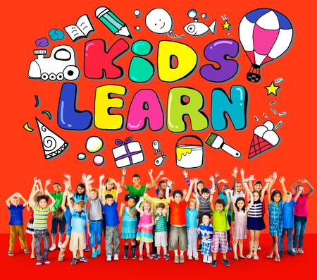 euphoric: Kids Learn Education Creativity Children Ideas Concept