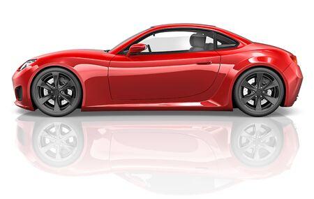 land vehicle: Brandless Car Automobile Vehicle Concept