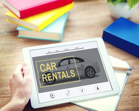 rentals: Car Rentals Rental Enterprise Roadtrip Transportation Concept