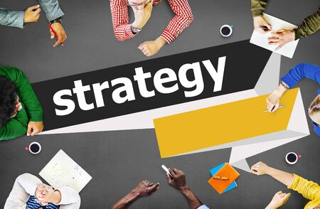 tactics: Strategy Planning Solution Tactics Vision Direction Concept