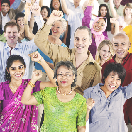 diversity people: People Diversity Casual Society Group Concept Stock Photo