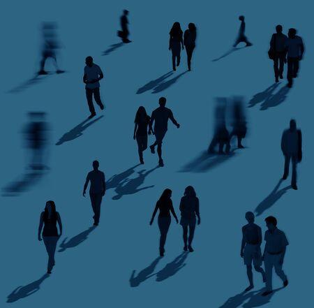 ethnicity: Diverse Diversity Ethnic Ethnicity Team Partnership Concept Stock Photo