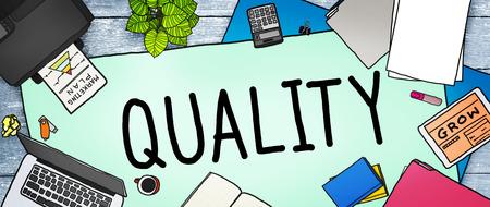 worth: Quality Value Worth Capability Guarantee Concept