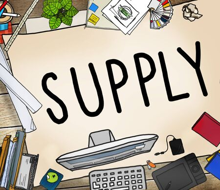 provide: Supply Production Strategy Distribution Business Concept