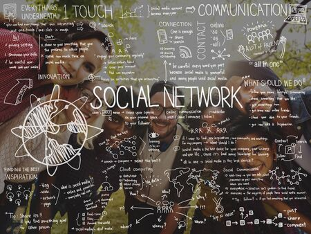 community people: Communication Community Computing Connection Concept