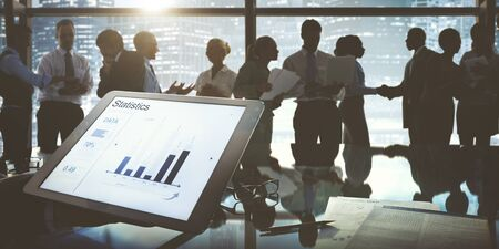 analyzed: Business Team Discussion Talking Meeting Concept