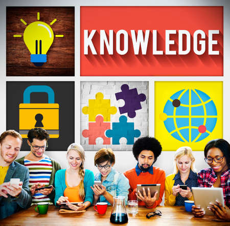 expertise: Knowledge Intelligence Genius Expertise Education Concept