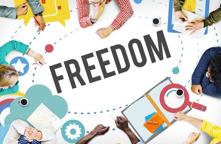 emancipation: Freedom Free Inspiration Emancipation Independence Concept