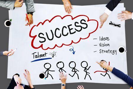 mision: �xito Talento Estrategia Visi�n Objetivos Concepto