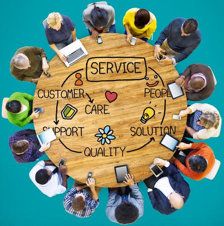 Satisfacción al Cliente Servicio Apoyo Hospitality Concept