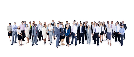 uniformes de oficina: Multimisión étnica Concepto Soporte Colaboración Business Group