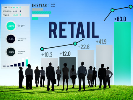 capitalism: Retail Shopping Purchasing Capitalism Customer Concept Stock Photo