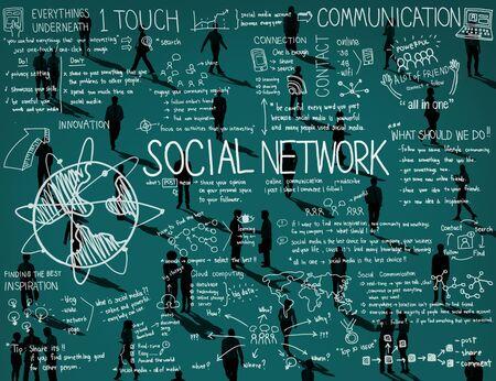 conclusion: Comunicación Comunidad Computing Concepto Conexión
