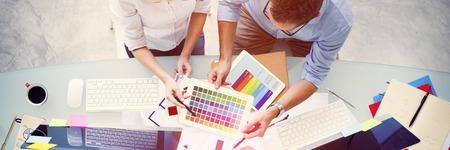 Brainstormen Planning Partnership Strategy Adminstratation Concept