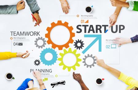 estrategia: Inicio de Nuevos Negocios Plan de Estrategia Trabajo en equipo Concepto