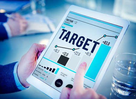 aspiration: Target Goal Aspiration Aim Vision Success Concept