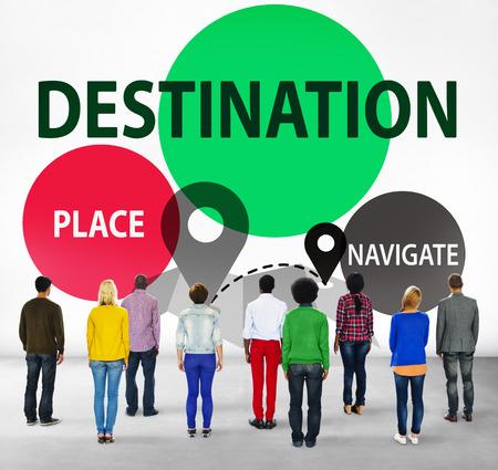 facing backwards: Destination Navigate Exploration Place Travel Concept