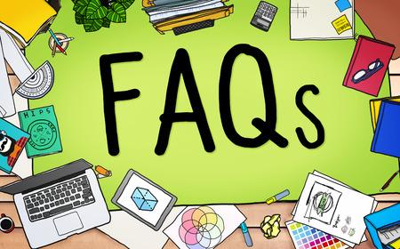 자주 묻는 질문 자주 묻는 질문 (FAQ) 정보 개념