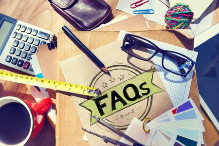 frequently: Faq Frequently Asked Questions Guidance Explanation Concept