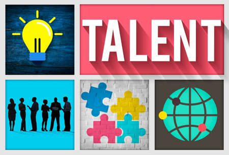 expertise: Talent Skill Experience Expertise Professional Concept