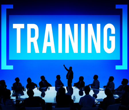 ides: Training Workshop Learning Inspire Ides Concept Stock Photo