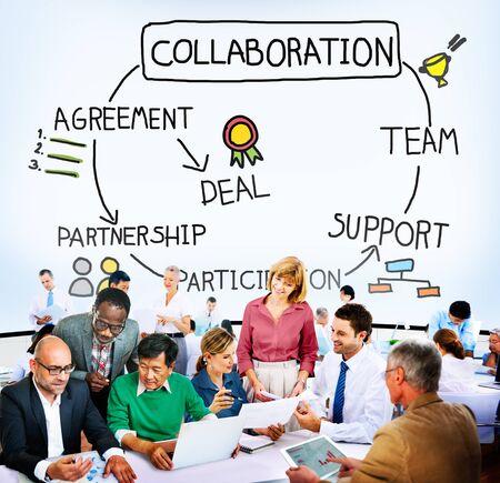 colaboracion: Colaboraci�n de Apoyo Empresarial Concepto Asociaci�n Conexi�n