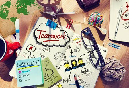 information medium: Notebook Teamwork Connection Collaboration Sharing Internet Information Medium