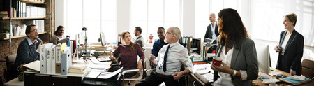 Las personas del asunto Concepto de trabajador de oficina