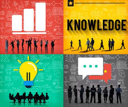 expertise: Knowledge Intelligence Genius Expertise Education Concept