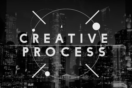 creativity: Creative Process Creativity Design Innovation Imagination Concept