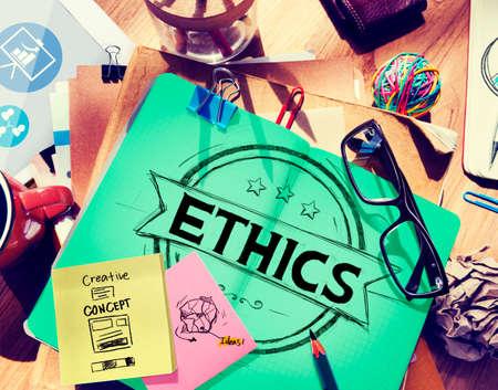 no integrity: Ethics Integrity Fairness Ideals Behavior Values Concept