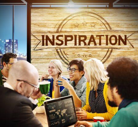 believe: Inspiration Motivation Mission Goal Believe Concept