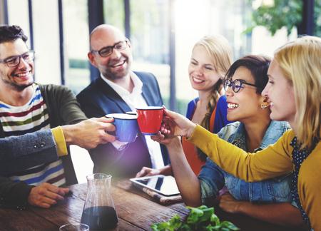 ethnic people: Diversity People Relaxation Friendship Break Concept