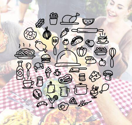 dinner menu: Food Cooking Menu Eating Concept