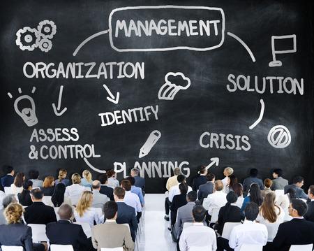 autoridad: Administración de soluciones de Planificación Organización Autoridad Concepto